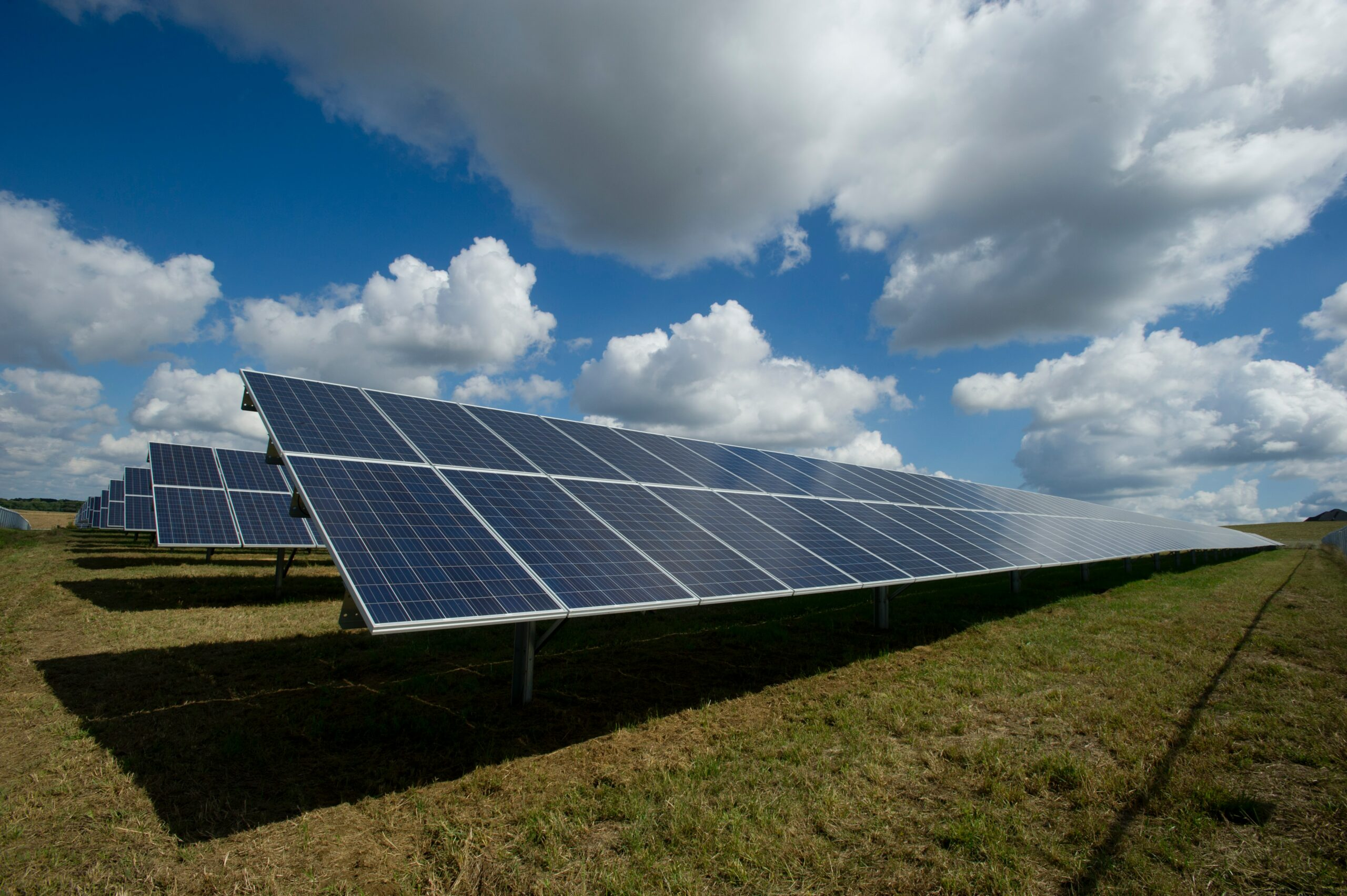 Claresholm Solar Project Realised